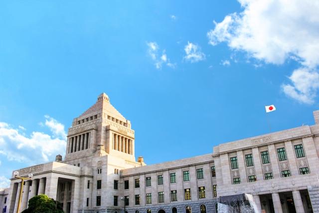 解散総選挙国会議事堂イメージ20170928