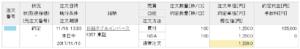 日経ダブルインバースETF購入画面イメージ20171116