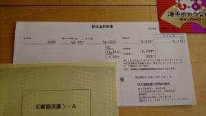 日本高純度化学中間配当計算書20171203