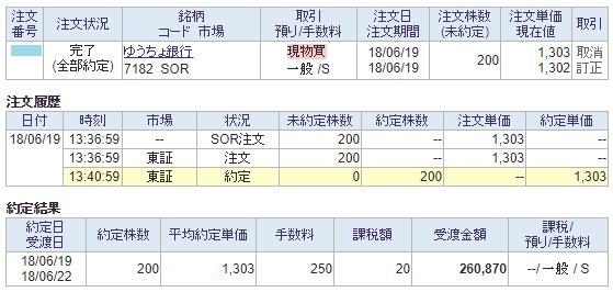 ゆうちょ銀行購入画面イメージ20180619