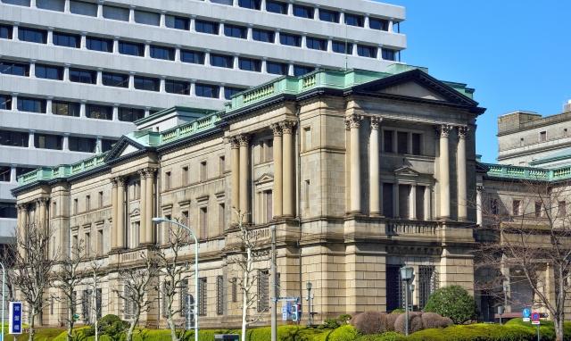 日本銀行外観イメージ20180731