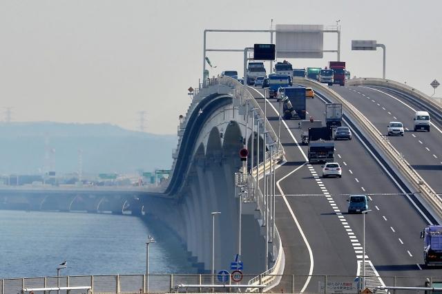 東京湾アクアラインイメージ20180810