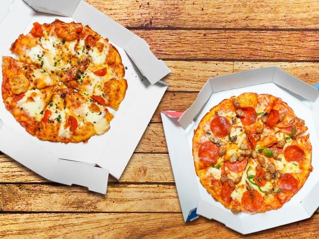 宅配ピザのイメージ