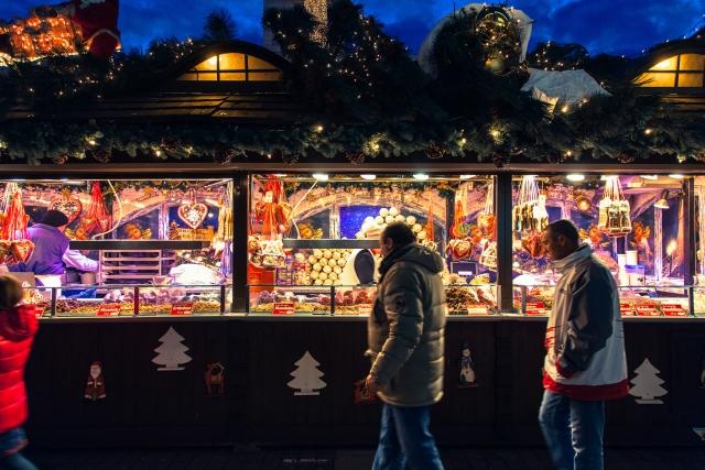 ドイツクリスマスマーケット20201218