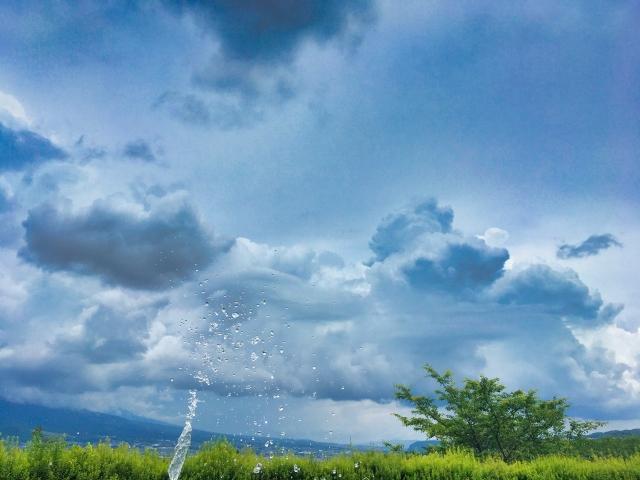 雨雲のイメージ20210630