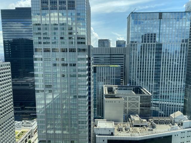 オフィスビルのイメージ20210917